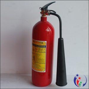 Bình chữa cháy khí lạnh CO2 MT3 3kg loại xách tay