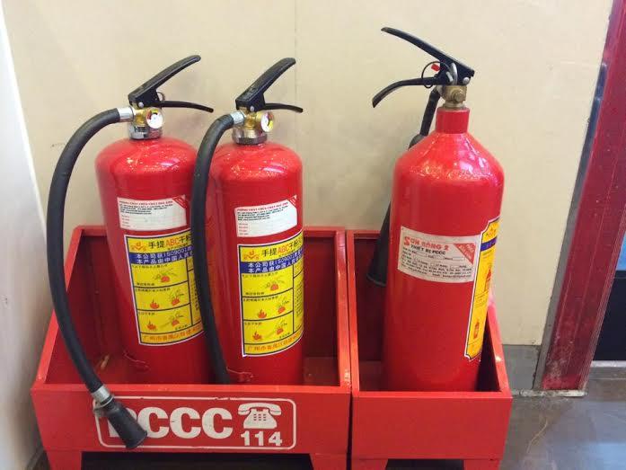 Bán bình chữa cháy cầm tay giá rẻ kiểm tra bảo dưỡng định kì chất lượng tại Sài Gòn, Biên Hòa, Thủ Dầu Một Bình Dương 1