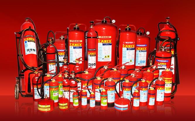 Image result for hình ảnh bình chữa cháy