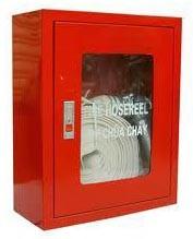 Bán cuộn vòi chữa cháy vách tường hay còn gọi là vòi rồng phun nước cứu hỏa ngoài trời và các thiết bị tủ, lăng, van góc - Bảng báo giá 2014 phần 3