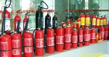 Báo giá thiết bị bình cứu hỏa bột khô BC MFZ4 4kg, MFZ8 8kg, MFZ35 35kg chữa cháy hiệu quả cho gia đình, nhà xưởng, công trình công ty