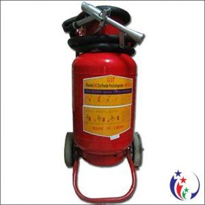 Bình chữa cháy bột khô BC MFZ35 – 35kg loại xe đẩy