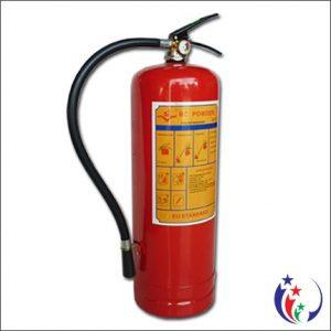 Bình chữa cháy dạng bột khô BC MFZ8 – 8kg loại xách tay