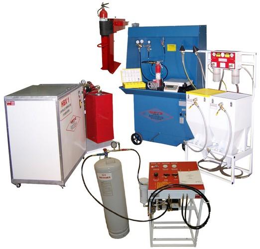 Dịch vụ nạp sạc bảo dưỡng bình chữa cháy bột khô BC, ABC và bình cứu hỏa khí lạnh CO2 uy tín - Bảng báo giá tháng 12 1