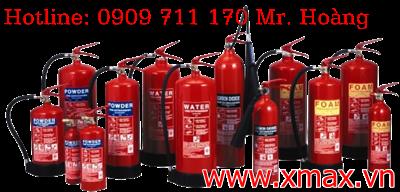 Điểm bán thiết bị chữa cháy có uy tín chuyên về bình cứu hỏa các loại bột khô và khí CO2 cho gia đình nhà xưởng phần 3