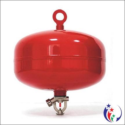 Quả cầu chữa cháy tự động XZFTB6 - 6kg loại treo tường