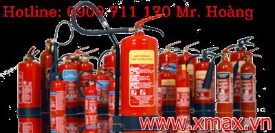 Cung cấp lắp đặt bình chữa cháy và các thiết bị cứu hỏa cho gia đình hay nhà xưởng công ty giá chỉ từ 110.000VNĐ 1