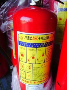 Bán bình chữa cháy bột ABC giá rẻ các loại đáp ứng nhu cầu àn toàn cứu hỏa cao cho văn phòng cửa hàng ảnh 2