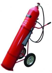 Bán bình chữa cháy khí CO2 các loại giá rẻ kèm bảo dưỡng nạp sạc thay thế thiết bị phụ kiện chính hãng ảnh 2