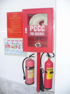 Bán tủ chữa cháy vách tường các loại giúp bảo vệ thiết bị cứu hỏa an toàn khi để trong nhà hoặc ngoài trời ảnh 1