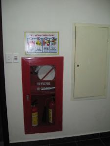 Bán tủ chữa cháy vách tường các loại giúp bảo vệ thiết bị cứu hỏa an toàn khi để trong nhà hoặc ngoài trời ảnh 2