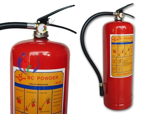 Báo giá bình chữa cháy các loại bột khô và khí CO2 cùng các thiết bị cứu hỏa cạnh tranh năm 2015 2