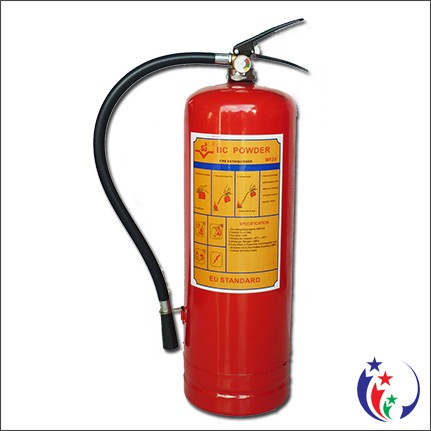 Bình chữa cháy dạng bột khô BC MFZ4 – 4kg loại xách tay