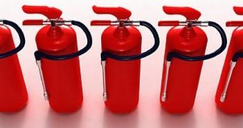 Điểm bán thiết bị chữa cháy có uy tín chuyên về bình cứu hỏa các loại bột khô và khí CO2 cho gia đình nhà xưởng phần 1