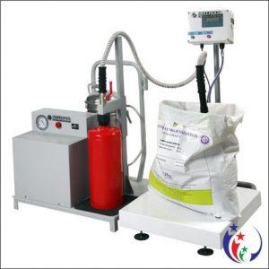 Nạp sạc bảo dưỡng bình chữa cháy bột BC MFZ, khí CO2 MT 1