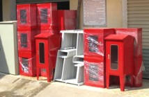 Bán tủ chữa cháy vách tường các loại giá rẻ sản xuất theo yêu cầu đạt chuẩn PCCC